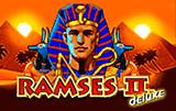 Игровые автоматы на деньги Ramses II Deluxe