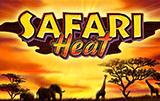 Safari Heat в казино на деньги