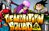 Играть в автомат Demolition Squad