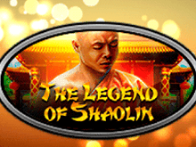 Играть The Legend Of Shaolin онлайн
