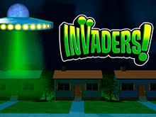 Азартная игра Invaders играть
